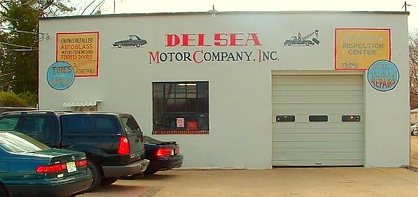 Delsea motor company for Nj motor vehicle inspection station