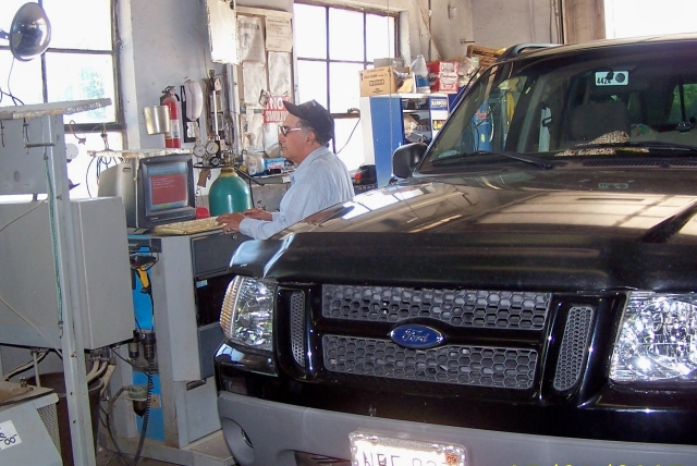State vehicle inspection for Motor vehicle inspection nj